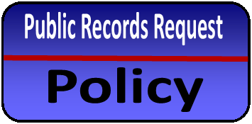 Go to Public Records Request Policy